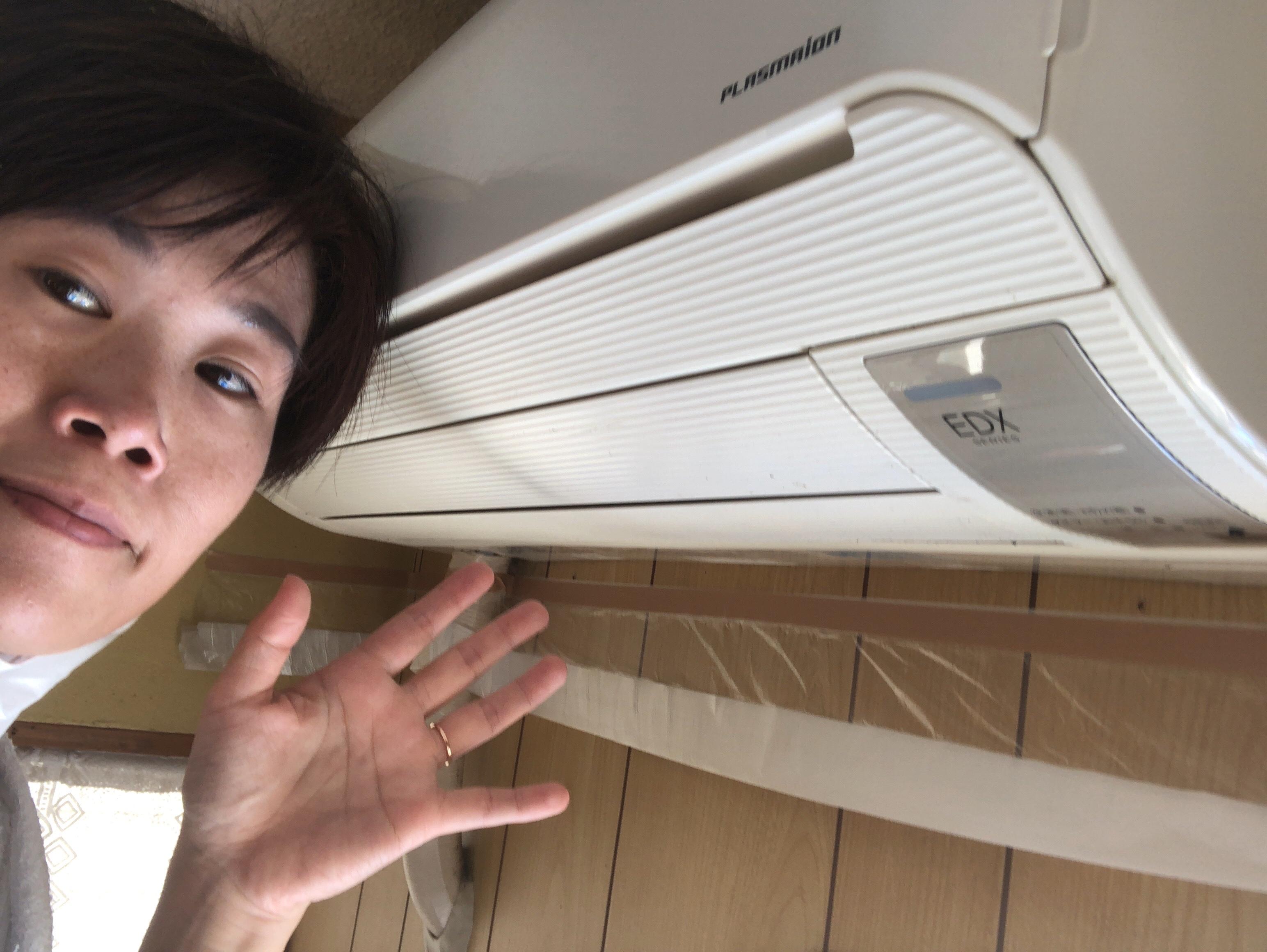 壁掛け お掃除機能付き エアコン ♩ 東芝 RAS-401EADX(W)