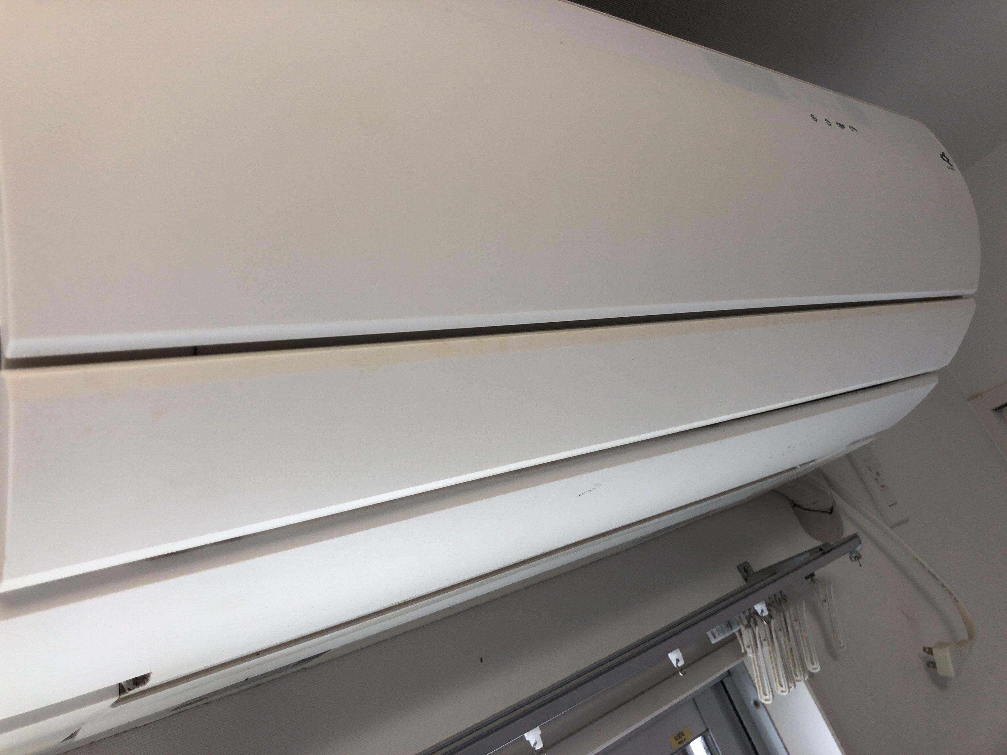 壁掛け エアコン ♬ お掃除機能付きとは パートⅡ