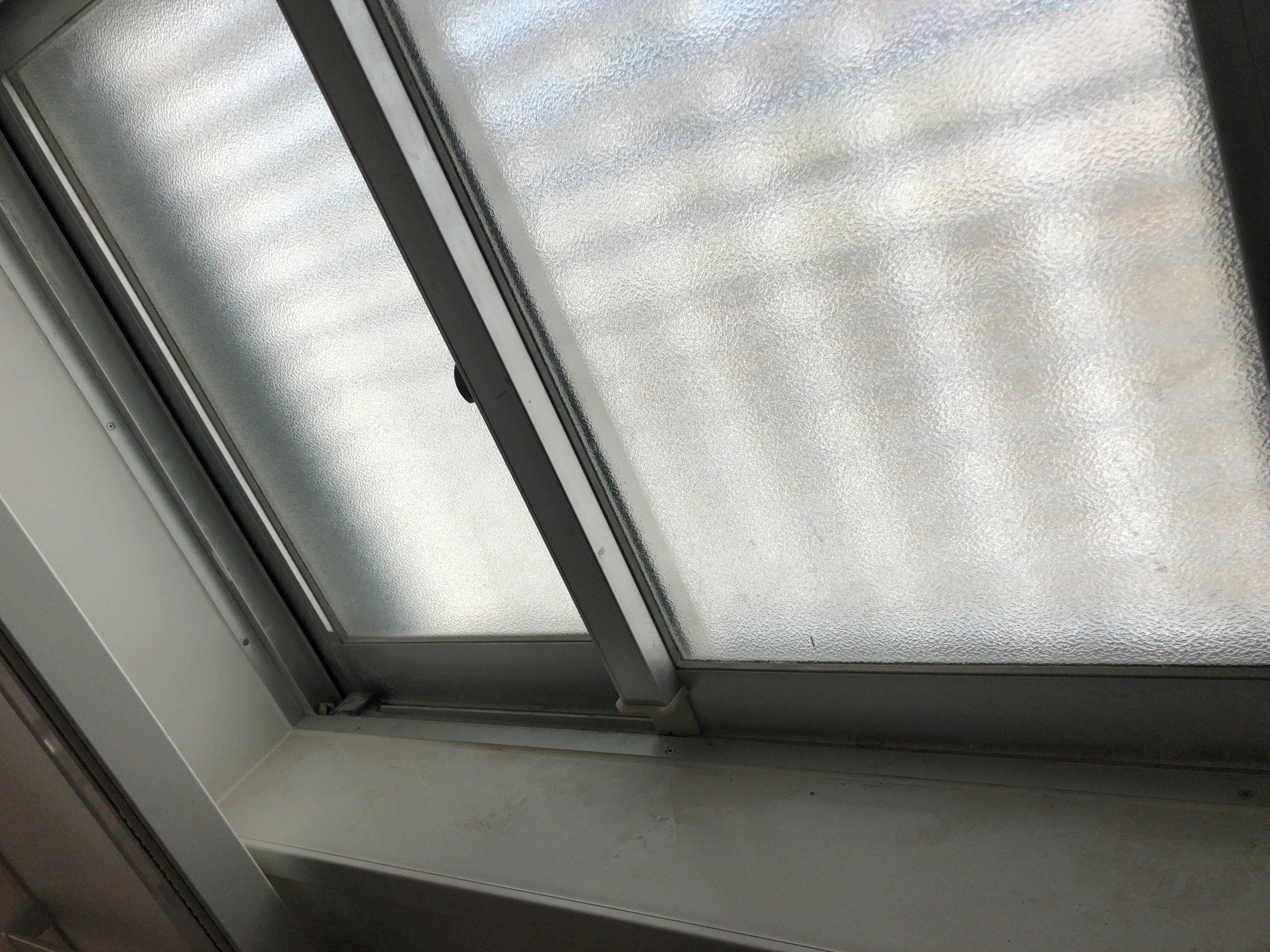 粉塵除去 ♬ 窓 洗濯パン