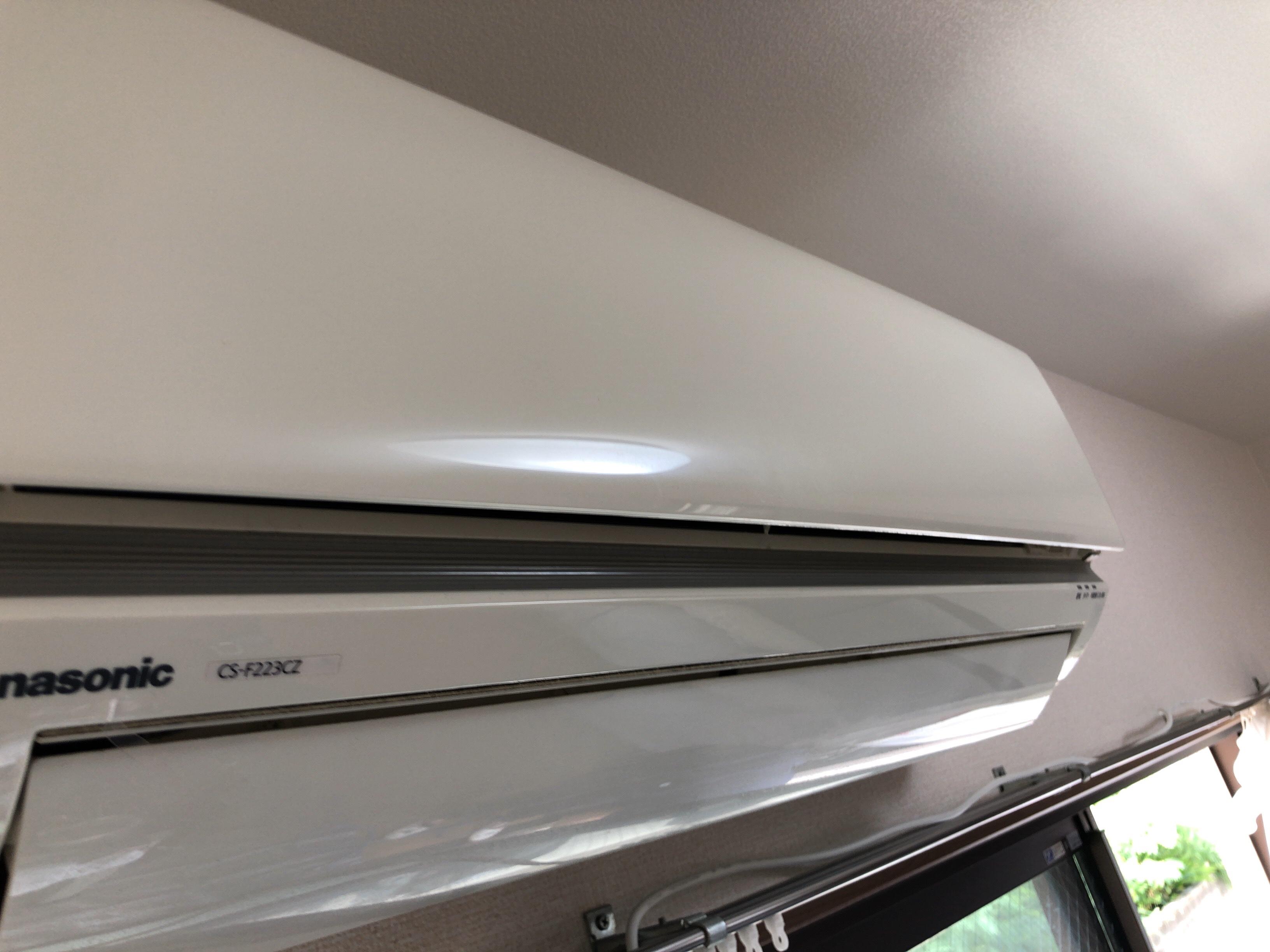 壁掛け エアコン ♬ 内部さん