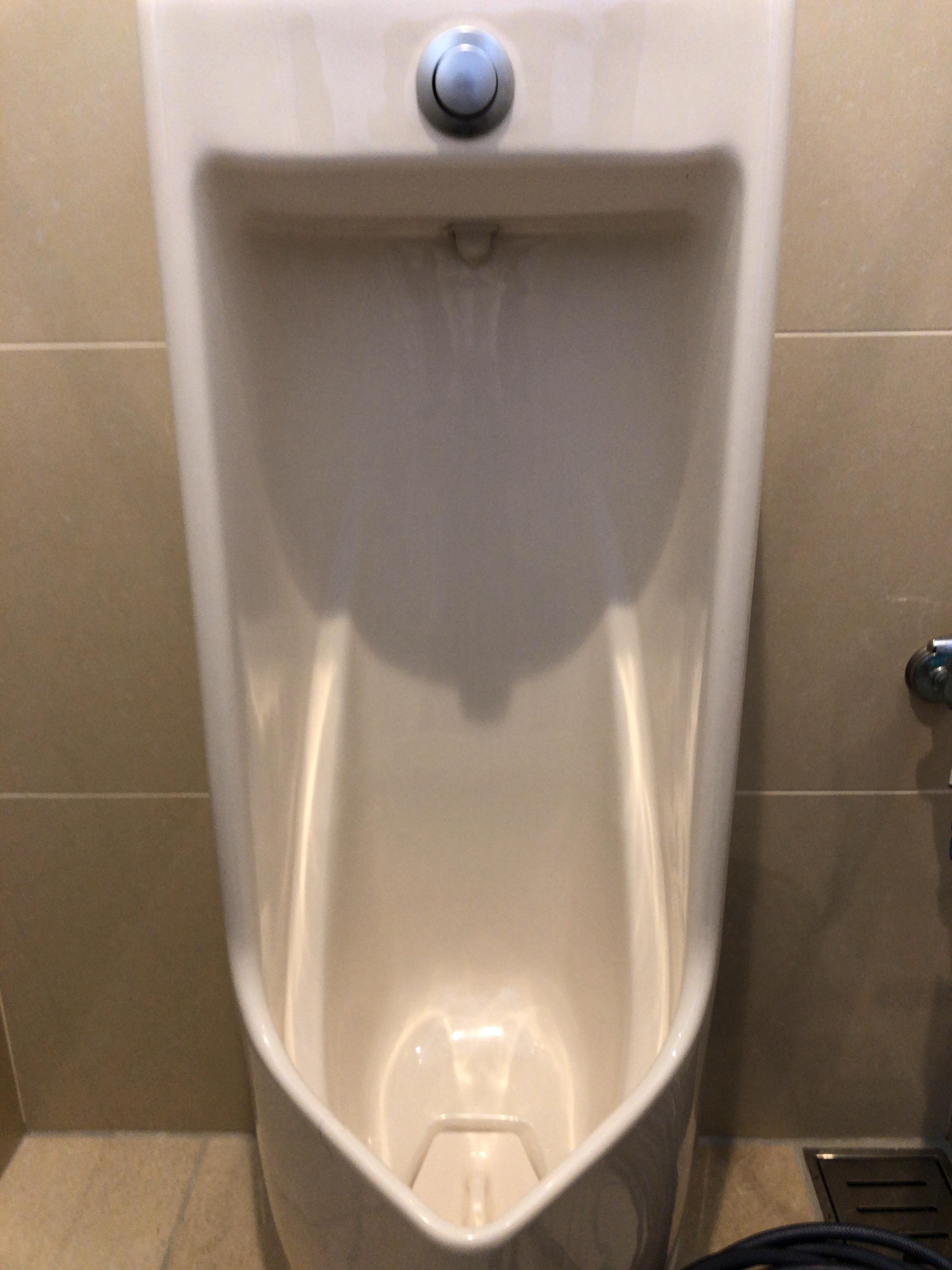 トイレ 男性用 便器さん ♬