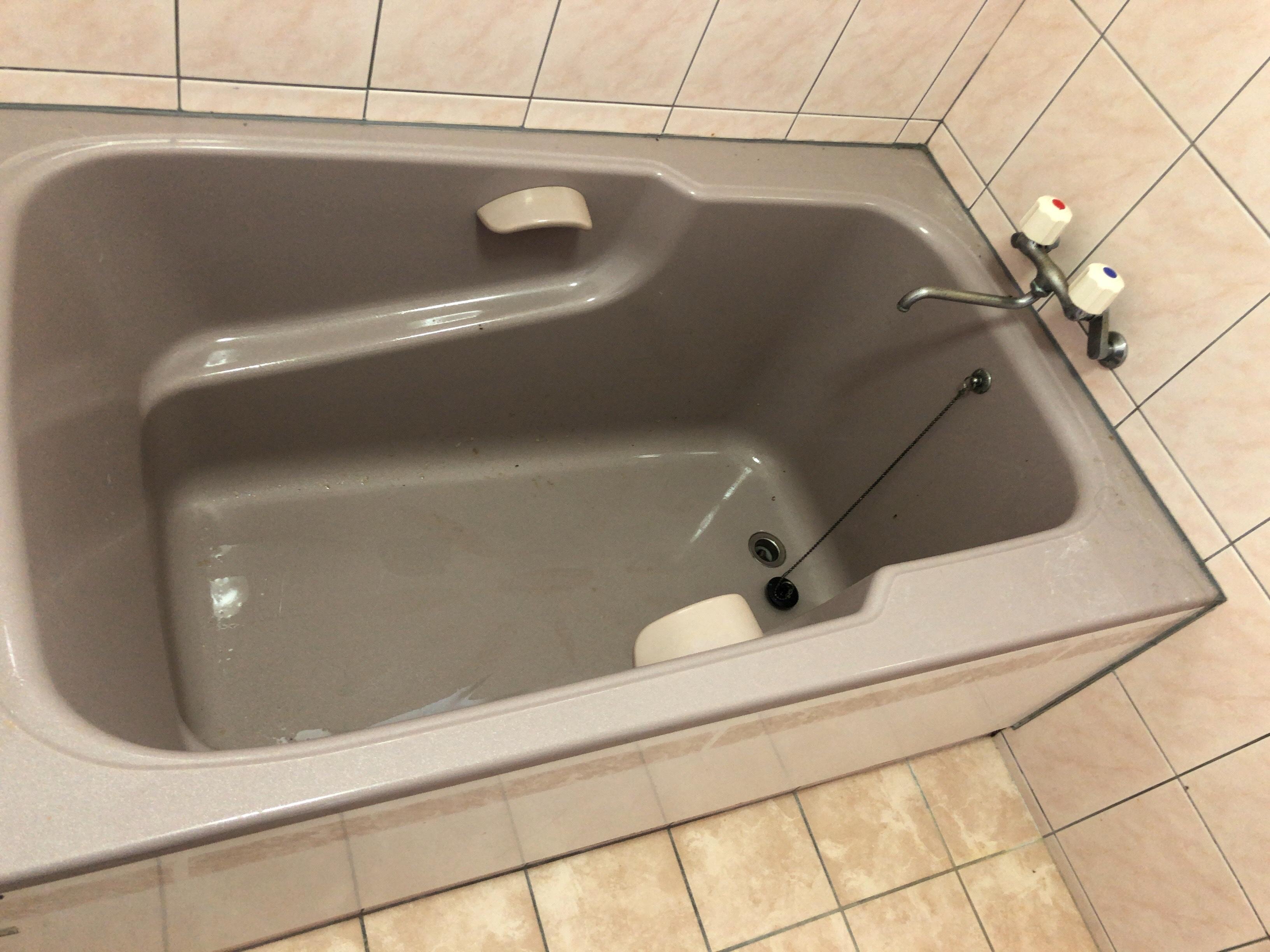 浴室 浴槽 ♬