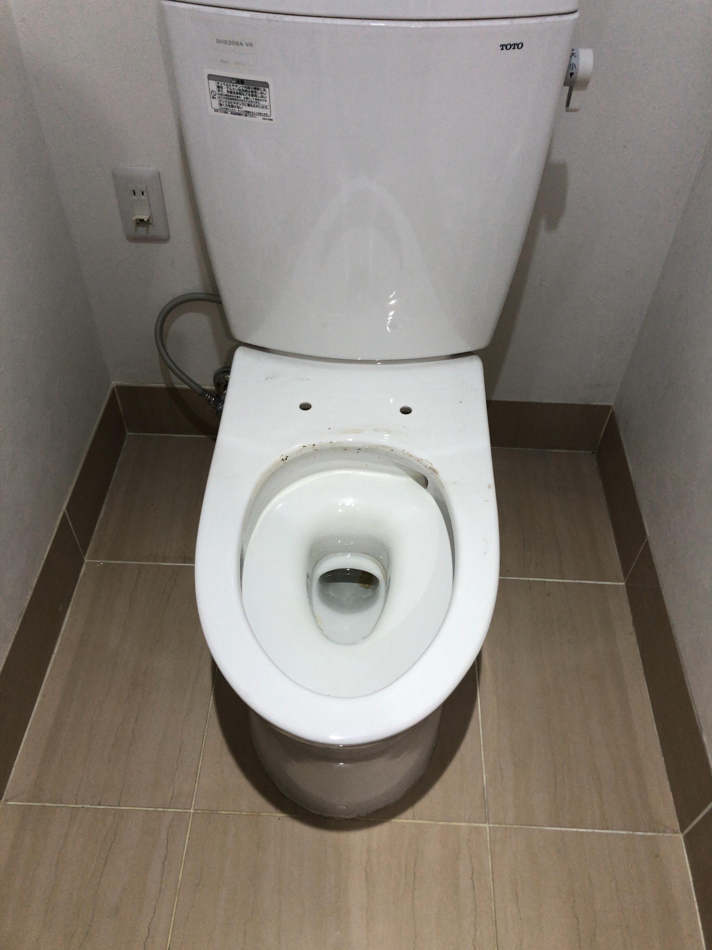 トイレ 便器さん ♬